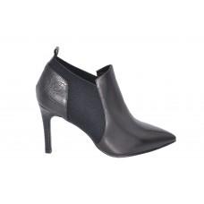 Feliz Jardin胎牛皮/牛皮4寸裸靴F54209303